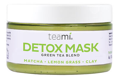Teami Blends Green Tea Detox Mask 4 oz. Sealed Fresh