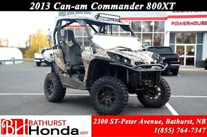 2013 Can-Am Commander 800XT