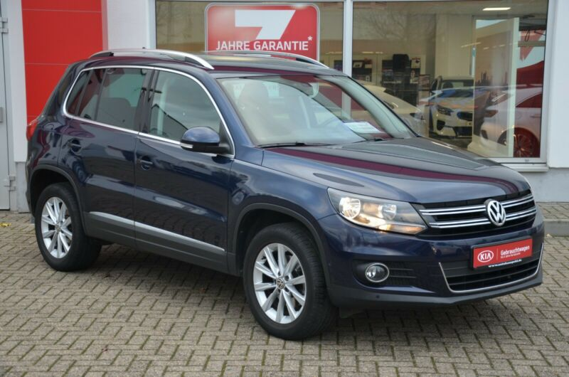 Volkswagen Tiguan 1.4 TSI BlueMotion Technology Sport & Sty
