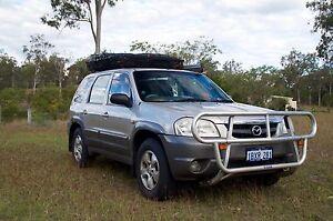 2004 Mazda Tribute Wagon Gatton Lockyer Valley Preview