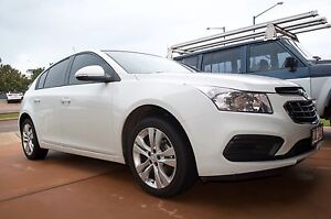 2015 Holden Cruze Equipe Lee Point Darwin City Preview