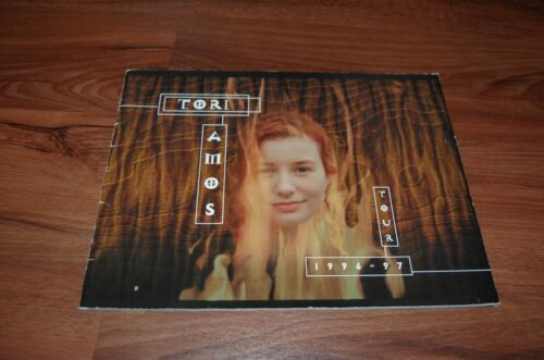 Tori Amos Tour Book Program Boys For Pele Neil Gaiman 1996 1997
