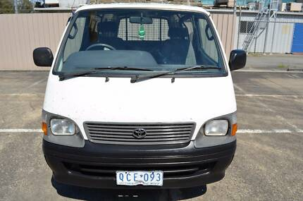 2000 Toyota Hiace Van/Minivan Glen Waverley Monash Area Preview