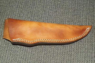 Custom Leather Sheath for Fixed Blade Knife 1026