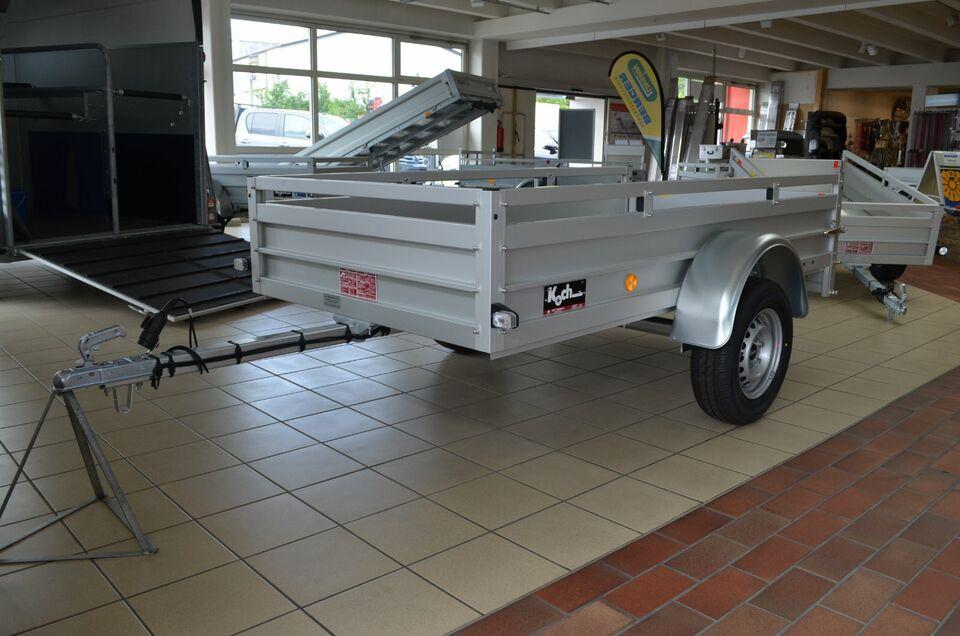Anhänger Koch U4 750 kg 125 x 250 in Fellbach
