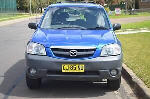 2003 Mazda Tribute 4X4 AUTO,AIR,STEER,REGO,CHEAP CHEAP Pendle Hill Parramatta Area Preview
