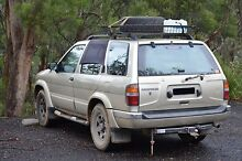 1998 Nissan Pathfinder Wagon 4WD + REGO 6 MONTH Melbourne CBD Melbourne City Preview
