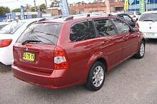 2007 Holden Viva Wagon Mitchell Gungahlin Area Preview