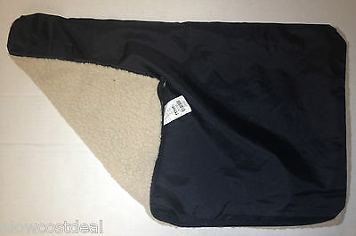 """PETCO DURABLE CANVAS/SHERPA/FAUX/PLUSH DOG/PET BED REPLACEMENT COVER 26""""X16X2"""