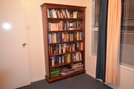 Bookcase, wooden