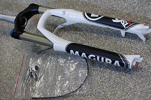 Magura Federgabel TS6 100 mm tapered  26 Zoll wie Bild mit Remote Hebel