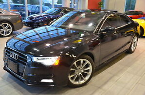 2016 Audi A5 2dr Cpe * MANUAL * KEYLESS ENTRY * ONE OWNER *