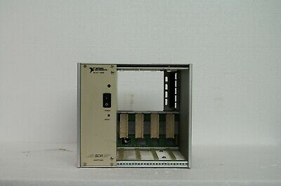 National Instruments Scxi 1000 4 Slot Chassis
