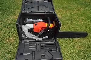 49.3cc TWO-STROKE PETROL ENGINE CHAINSAW Canley Vale Fairfield Area Preview