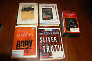Unabridged Audiobooks Lot