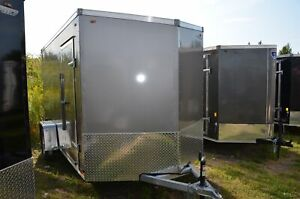 2020 MVM7 6.5x12 Aluminum Enclosed Cargo