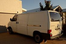 2001 Volkswagen Transporter Van/Minivan Darwin City Preview