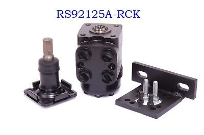 Off Road Hydraulic Steering Valve Kit - 7.56 Ci With Load Reaction Rs92125a-rck
