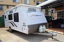 JAYCO STARCRAFT POP TOP - 2014 - With full Ensuite Port Macquarie 2444 Port Macquarie City Preview