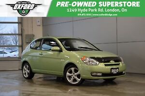 2010 Hyundai Accent GL Sport - very low kms, well maintained