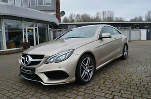 MERCEDES-BENZ E 200 Coupé+AMG+NAVI+LED+MULTIKONTURSITZE+PTS
