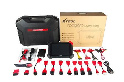 SCAN TOOL FOR ALL TRUCKS AND OBDII PS90PROHD XTOOL AUTOEQUIP AU