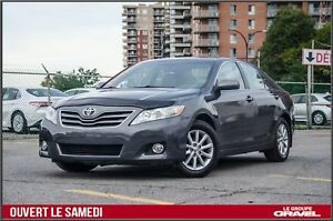 2011 Toyota Camry XLE - TOIT - BLUETOOTH - CUIR - MAGS