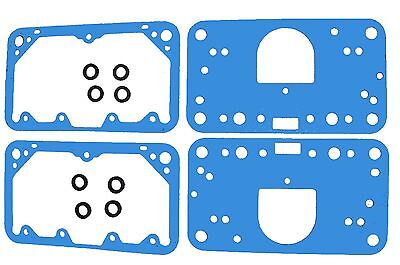 Holley Carburetor Carb Metering Block Fuel Bowl Gasket 2300 4150 4160 4500 G66
