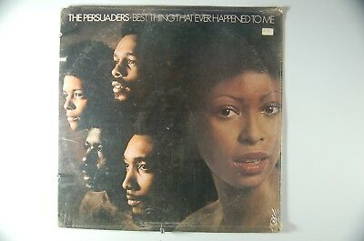 The PERSUADERS Best Thing That Ever Happened To Me LP SEALED
