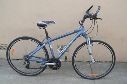 "Giant Mens Hybrid Bike 27"" Excellent Condition Hardly Used Bentleigh East Glen Eira Area Preview"