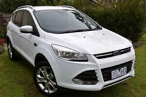 2015 Ford Kuga Trend #Tech Pack #Power Tailgate ELTHAM Eltham North Nillumbik Area Preview