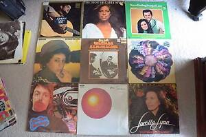 49 Vintage Vinyl Records 1950's, 1960's, 1970's Coolaroo Hume Area Preview