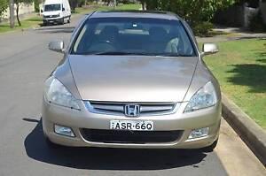 2004 Honda Accord V6 VTEC,LEATHER,SUNROOF,LONG REGO ,FULL BOOKS Pendle Hill Parramatta Area Preview