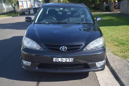 2005 Toyota Camry SPORTIVO V6, 10 MONTHS REGO,AUTO,AIR,STEER