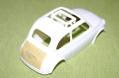 "1:24 Transkit ""Steyr-Puch 500/650"" Motorhaube Resin"
