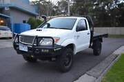 Toyota Hilux SR Turbo Diesel Single Cab Roadworthy   Registration Oakleigh South Monash Area Preview