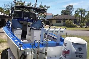 Cruise Craft Reef Ranger - V6 135 Etec Blacktown Blacktown Area Preview