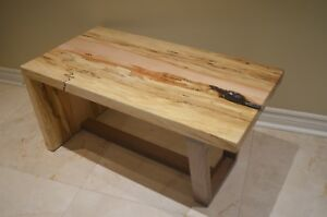 New Solid Wood Coffee Table.