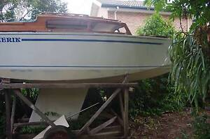 Free to a good home - Thunderbird 26 Classic Forestville Warringah Area Preview