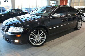 2007 Audi S8 2007 Audi S8 - 4dr Sdn * V10 * ACCIDENTS FREE *