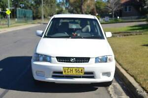 1998 Mazda 121 Hatchback AUTO,AIR,STEER,LONG REGO CHEAP CHEAP Pendle Hill Parramatta Area Preview