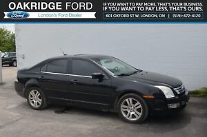 2007 Ford Fusion 4DR SDN SEL