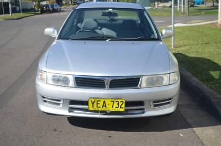 2002 Mitsubishi Lancer Sedan AUTO, REGO,AIR,STEER, CHEAP CHEAP