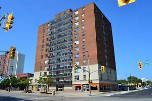One Bedroom Apartment  Heat Included - Downtown - Ouellette Ave