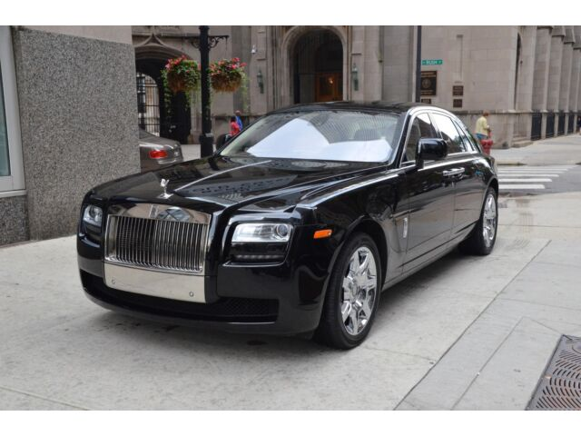 2010 rolls royce ghost diamond black with creme light used rolls royce ghost for sale in. Black Bedroom Furniture Sets. Home Design Ideas