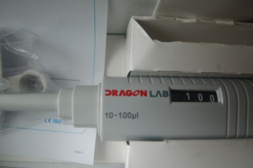 121°C Autoclavable Digital Micro Pipette, Single Channel Adjustable 10-100 uL