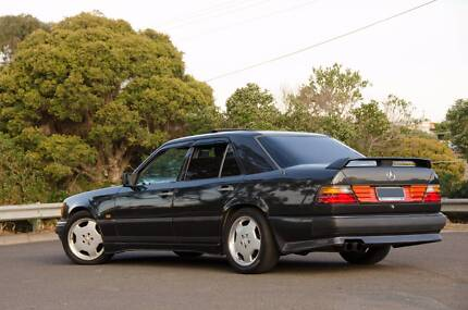 1989 MERCEDES BENZ 230E - AMG PARTS + LONG REGO!
