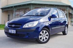 2007 Hyundai Getz - Full Service History Wangara Wanneroo Area Preview