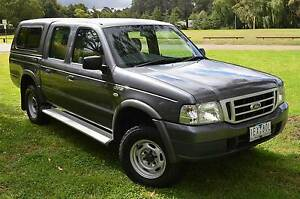 2006 Ford Courier Ute Warragul Baw Baw Area Preview