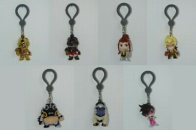 Free Series - Series 2 OVERWATCH Backpack Hangers *FREE COMBINED SHIPPING*
